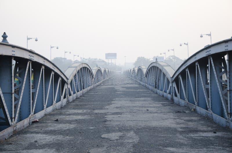 Ellis Bridge Ahmedabad arkivfoto