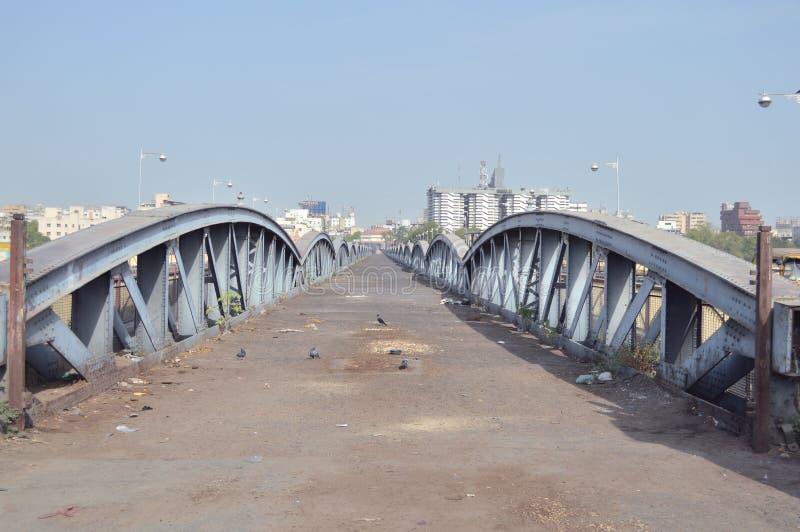 Ellis Bridge, Ahmedabad fotografia stock libera da diritti