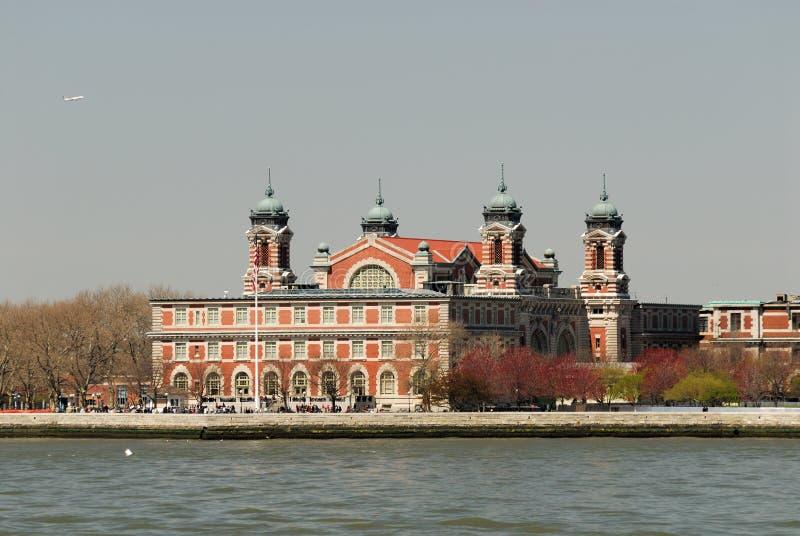 Ellis Island, New York stockfotografie