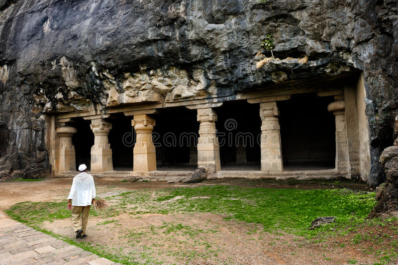 Ellora cave, Aurangabad, Maharashtra, India, Indian Sub-Continent, Asia stock photos