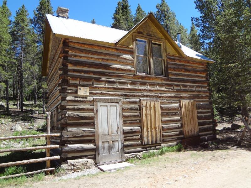 Elmo, itinéraire scénique du Colorado image libre de droits