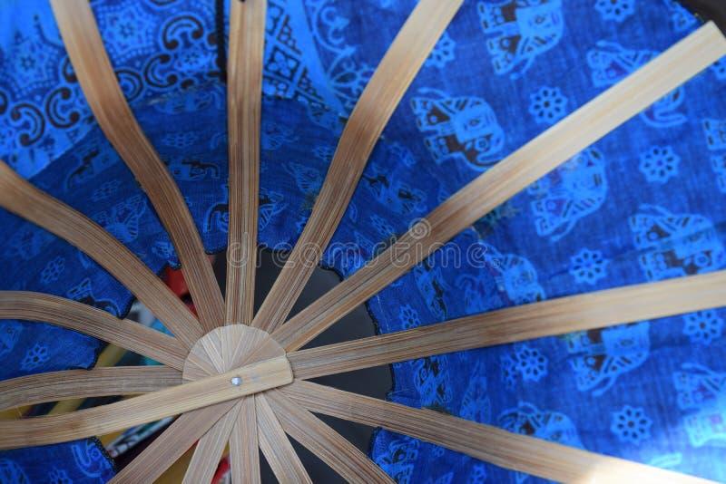 Elphy azul imagens de stock