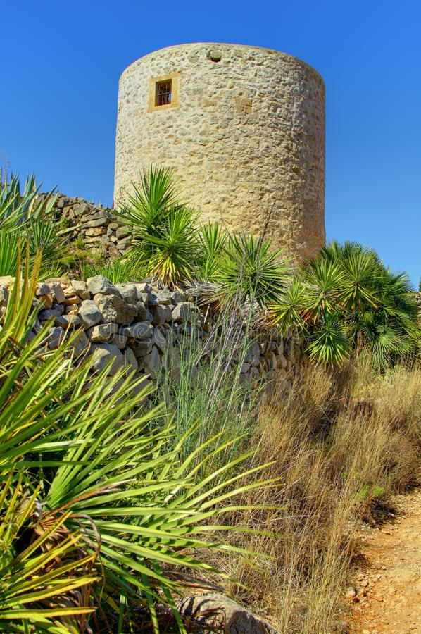 Download Els Molins - Javea - Costa Blanca - Spain Stock Image - Image of alta, molins: 15023313