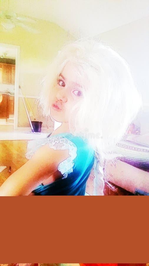 Elsa från djupfryst arkivfoto