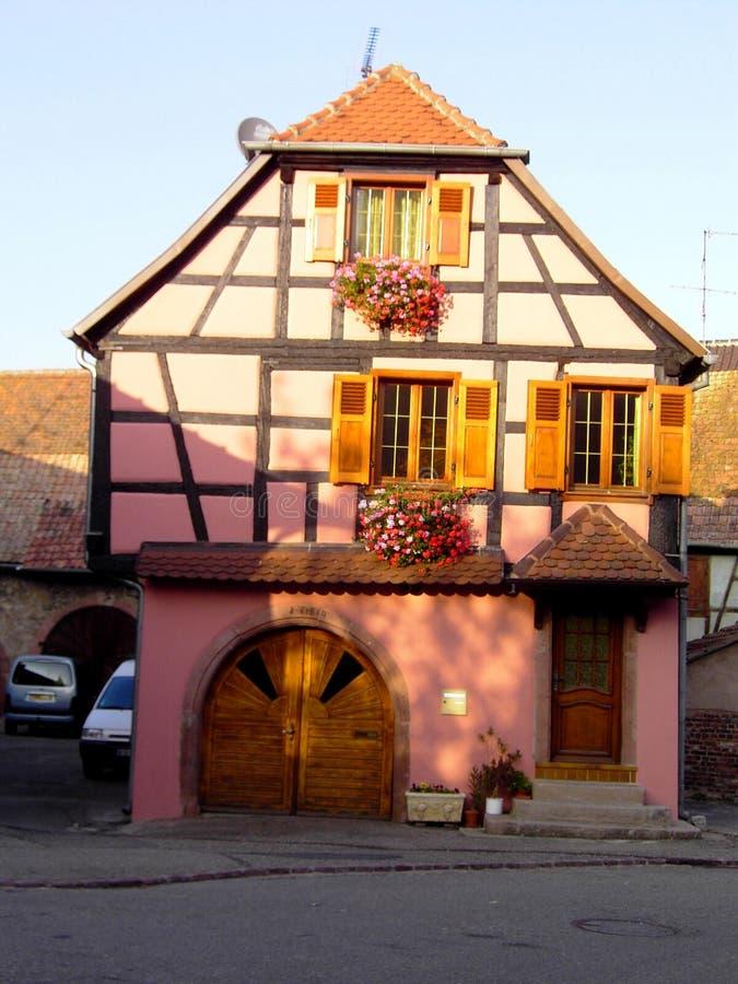Elsass - Berkheim 19 стоковые изображения rf