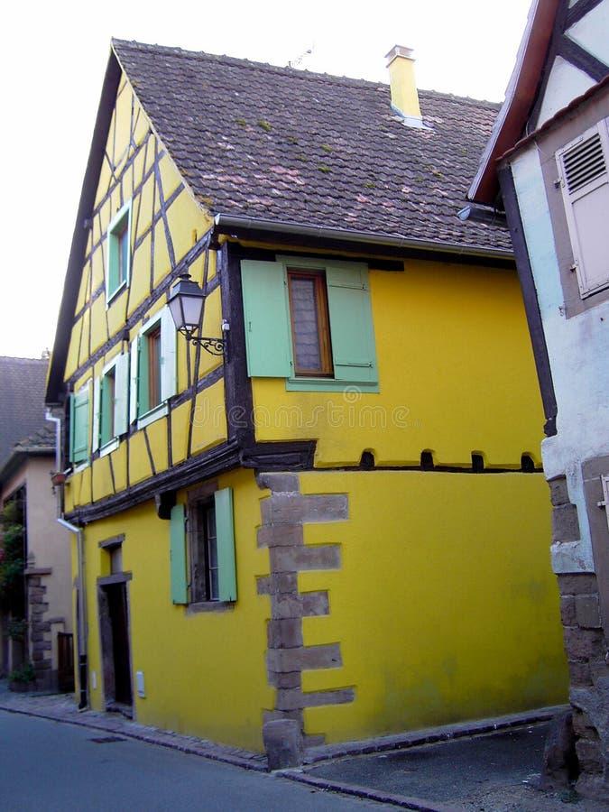 Elsass - Berkheim 18 стоковое изображение
