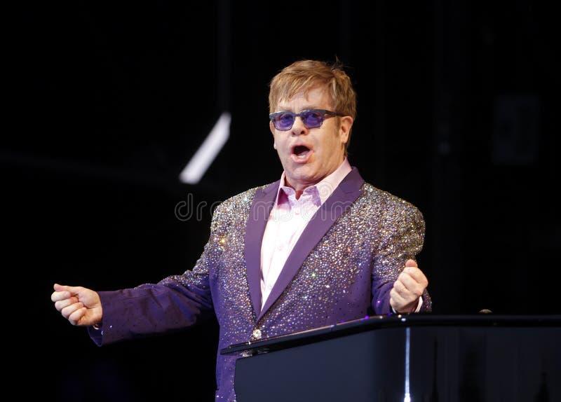 Elton fotografia stock