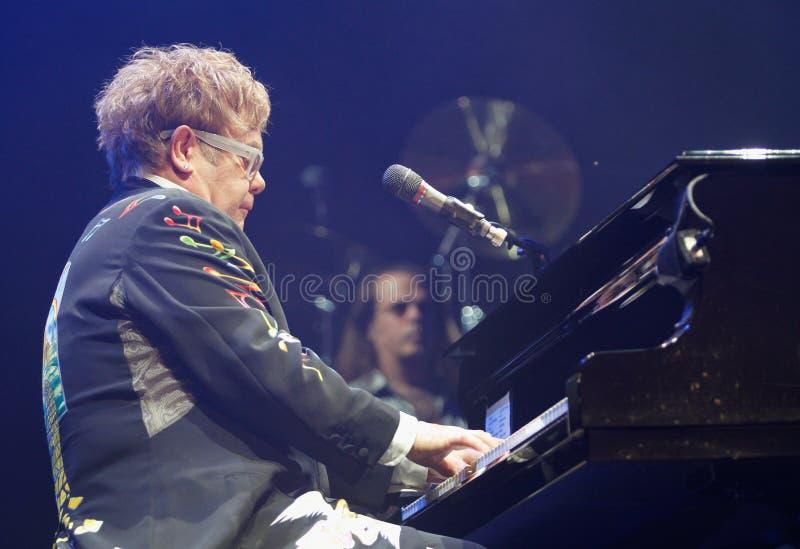 Elton 014 immagini stock