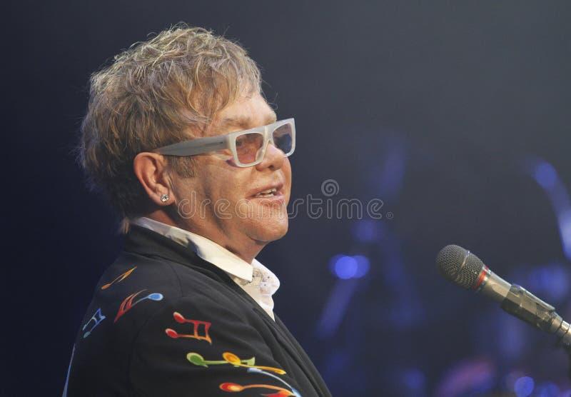 Elton 016 immagini stock