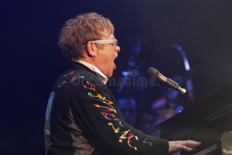 Elton 021 fotografia stock libera da diritti
