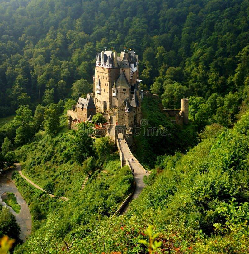 Eltz kasztel fotografia royalty free