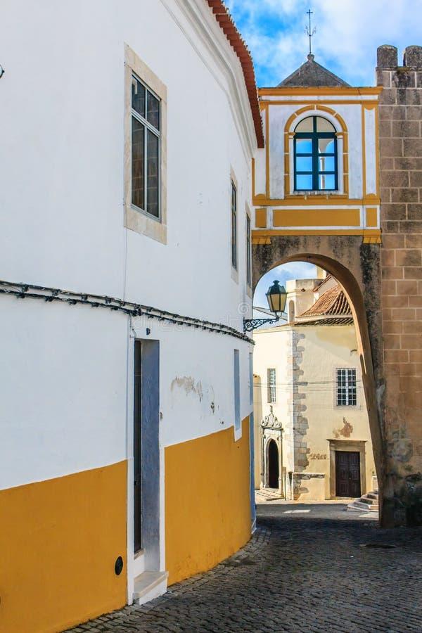Elvas, Alentejo, Portugalia obraz stock
