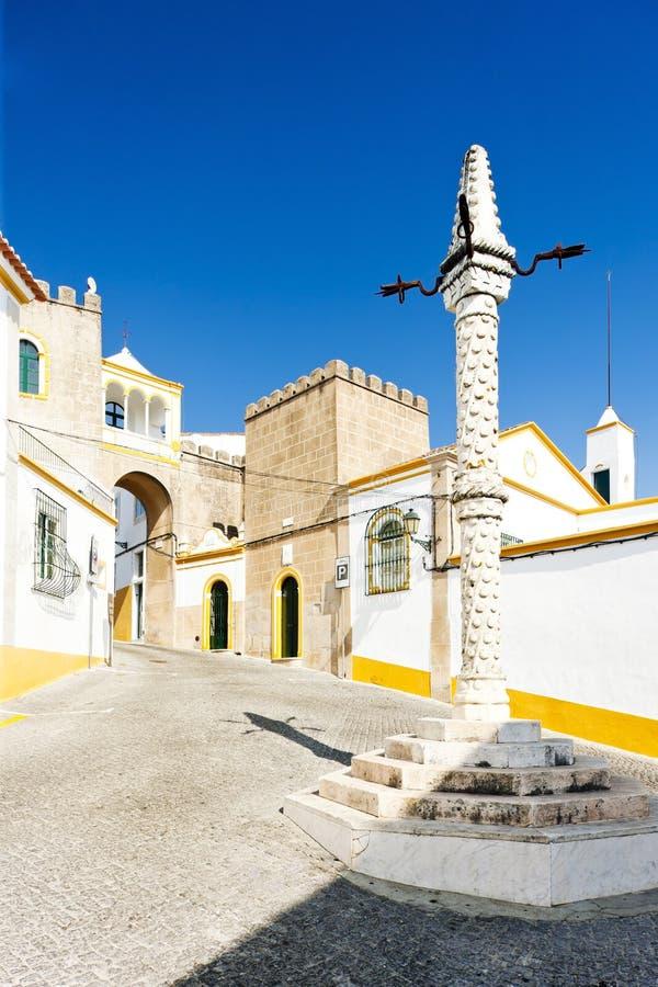 Elvas, Portugal imagen de archivo libre de regalías