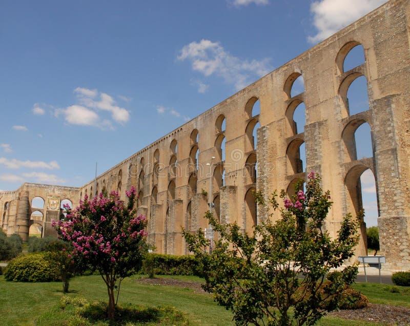 Elvas in Portugal lizenzfreie stockfotografie