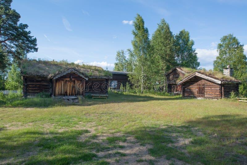 Elverum, Noorwegen royalty-vrije stock fotografie