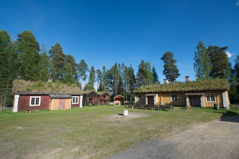 Elverum, Norwegia fotografia royalty free