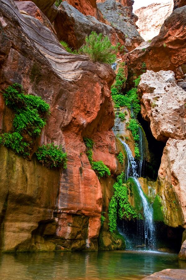 Free Elves Chasm Grand Canyon Stock Photo - 183674000