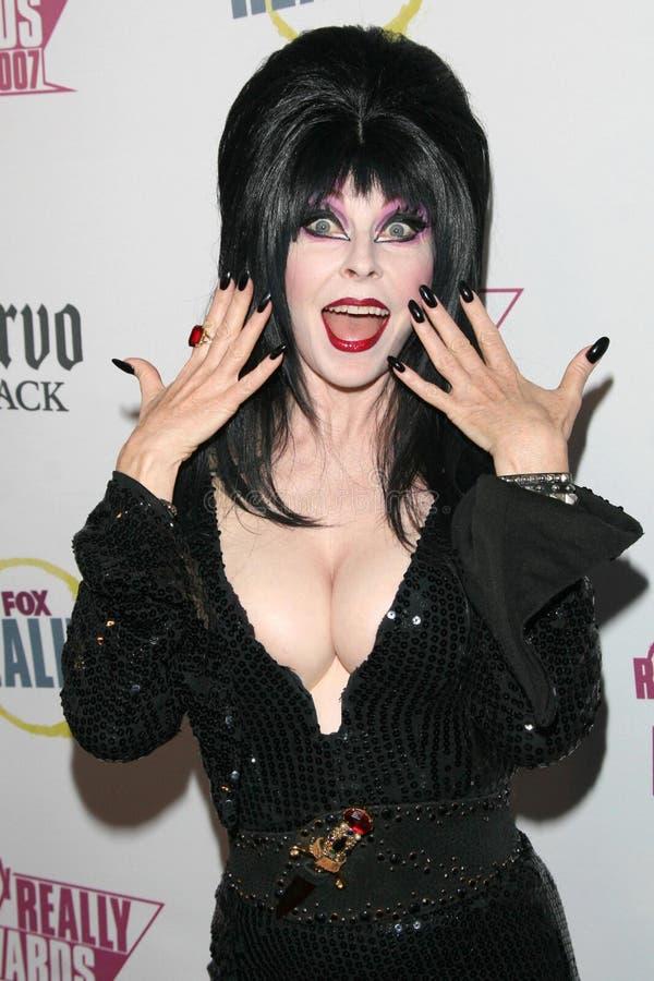 Download Elvira editorial stock photo. Image of awards, hollywood - 23944603