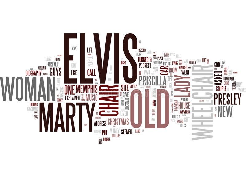 Elvis On My Mind Free Autobiography Book Download Word Cloud Concept. Elvis On My Mind Free Autobiography Book Download Text Background Word Cloud Concept stock illustration