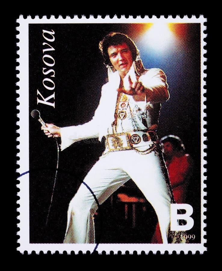 elvis opłata pocztowa presely znaczek