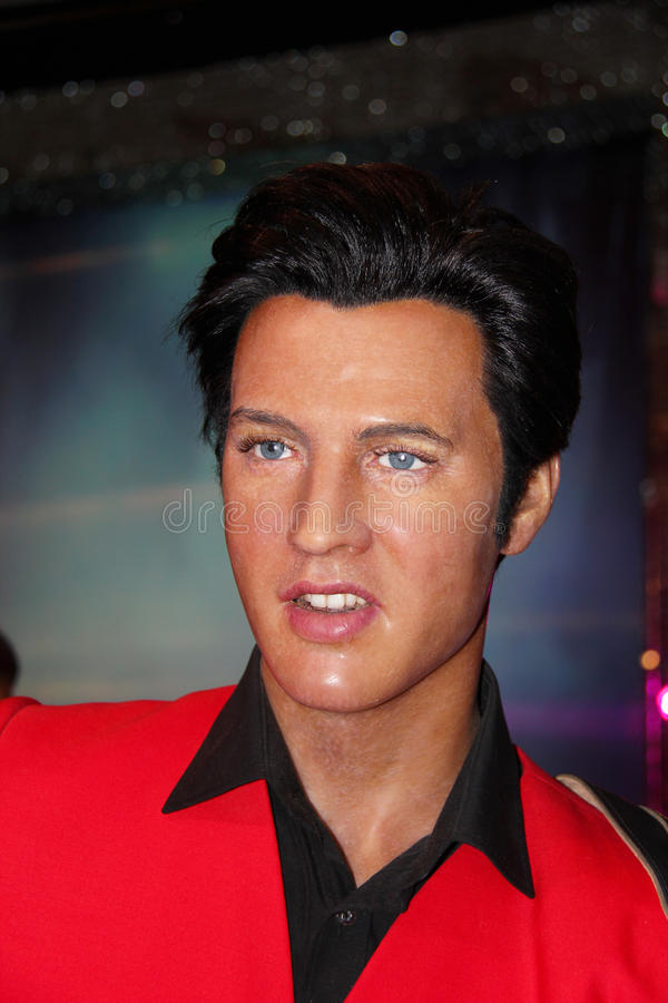 Elvis Presley royaltyfri fotografi