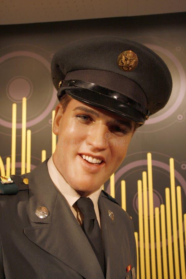 Elvis Presley royaltyfria foton