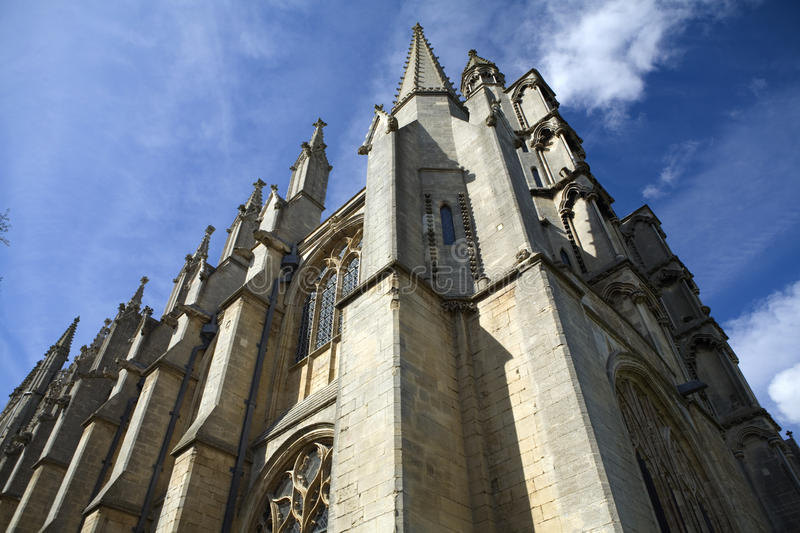 Download Ely Cathedral stock photo. Image of building, carving - 18800706