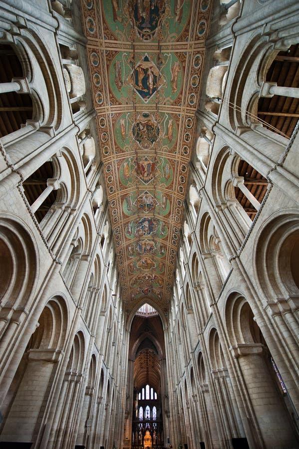 Ely katedra obraz stock
