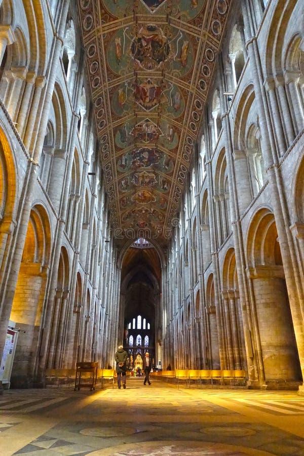 Ely katedra, fotografia stock