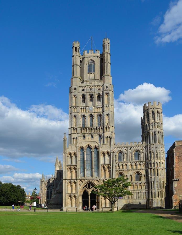 Ely Kathedrale lizenzfreie stockbilder