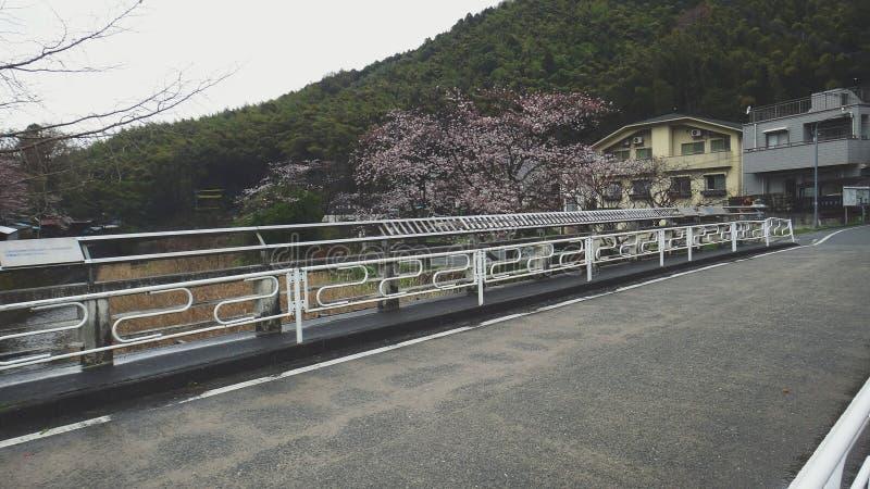 Em algum lugar em Japão fotos de stock royalty free