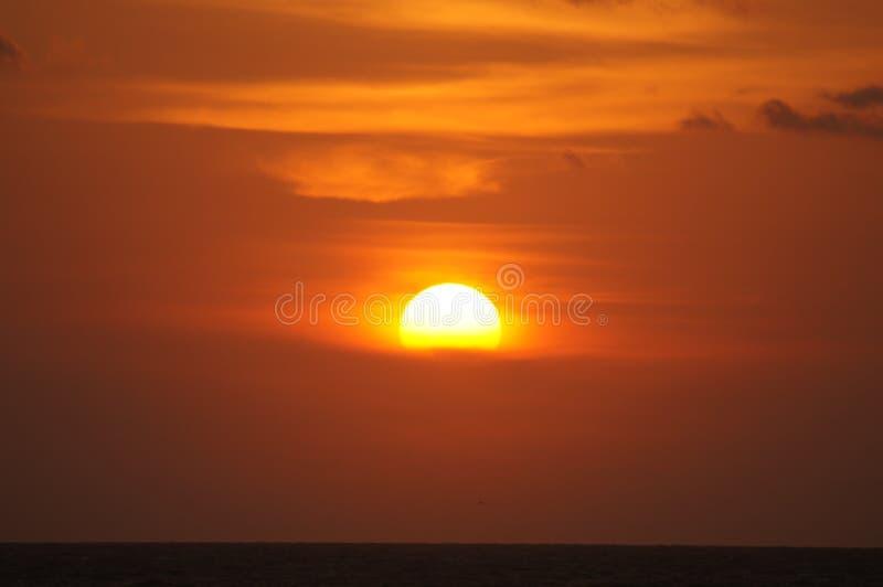 Em julho de 2014, praia de Litchfield imagem de stock royalty free