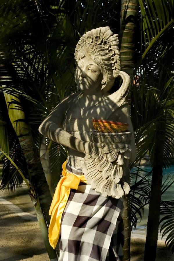 Em torno de Bali Indonésia imagens de stock