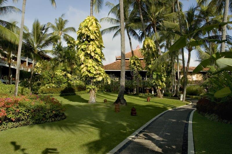 Em torno de Bali Indonésia fotografia de stock