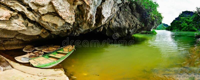 Em torno em Trang um complexo da paisagem foto de stock royalty free