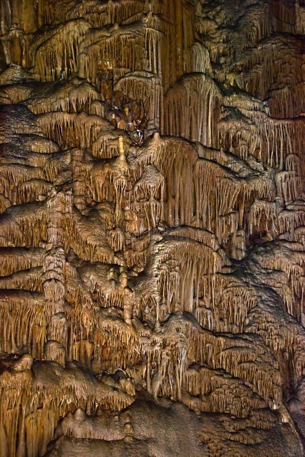 Em uma caverna fotos de stock