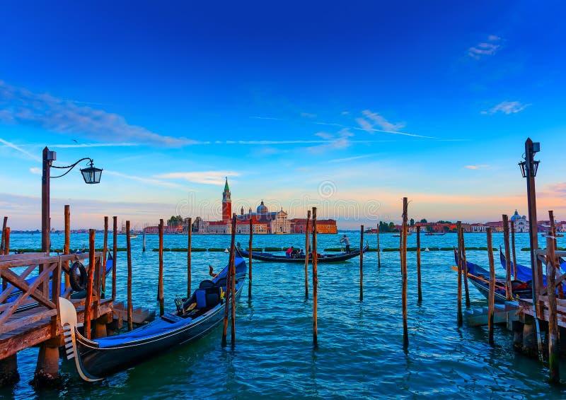 Em Veneza Itália imagens de stock royalty free