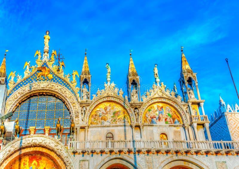 Em Veneza Itália fotos de stock