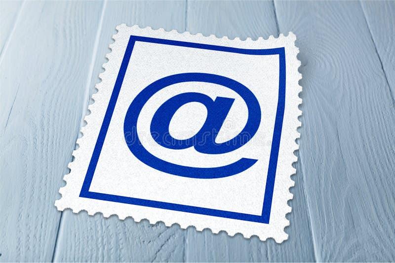 Email ilustração royalty free