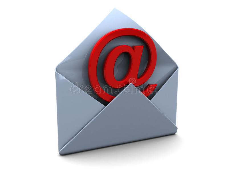 Download Email stock illustration. Image of messaging, mail, generated - 12043968