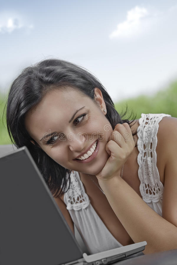 Download Email stock photo. Image of technology, caucasian, chat - 14559918