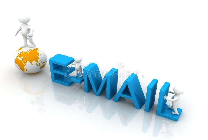 EMail stock abbildung