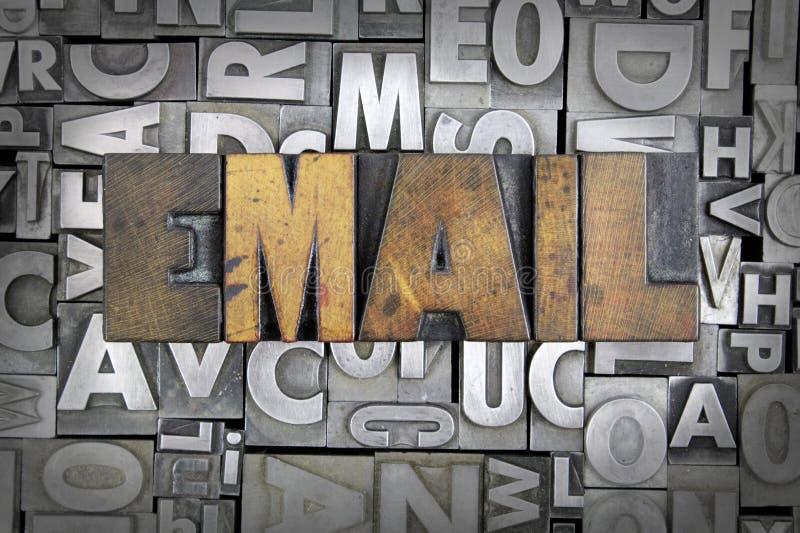 Email arkivfoto