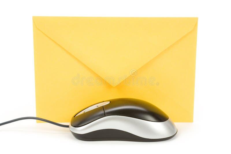 Email photo libre de droits