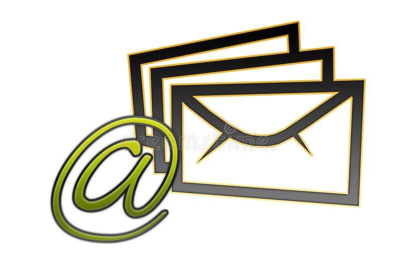 Email Free Stock Photo