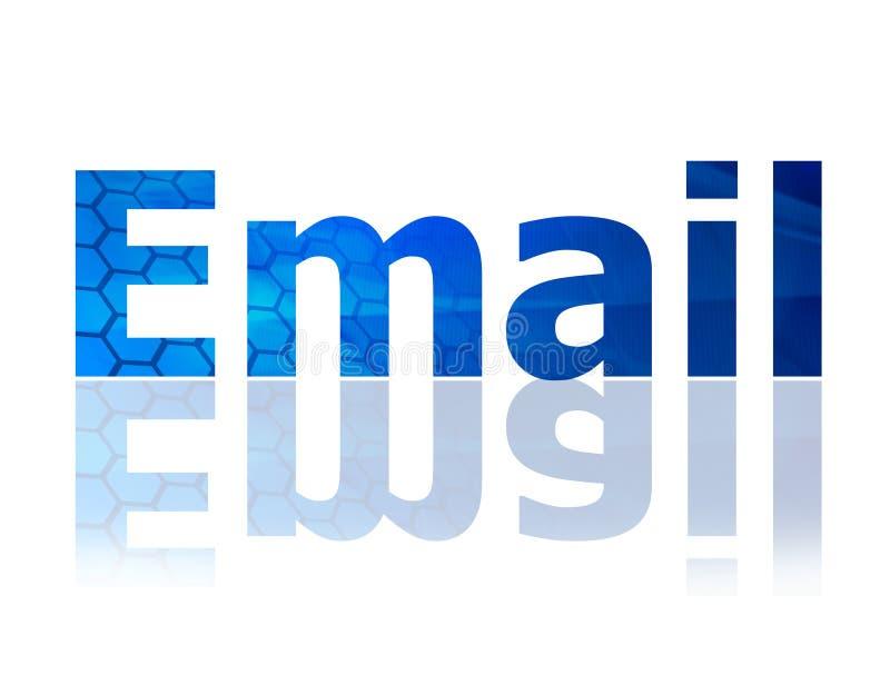 Email illustrazione vettoriale