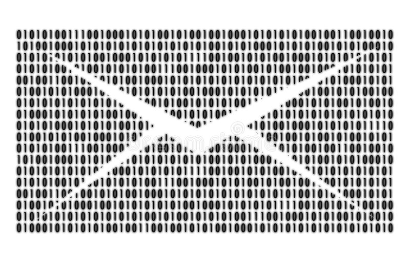 Email. In the form of figures, can be a background vector illustration