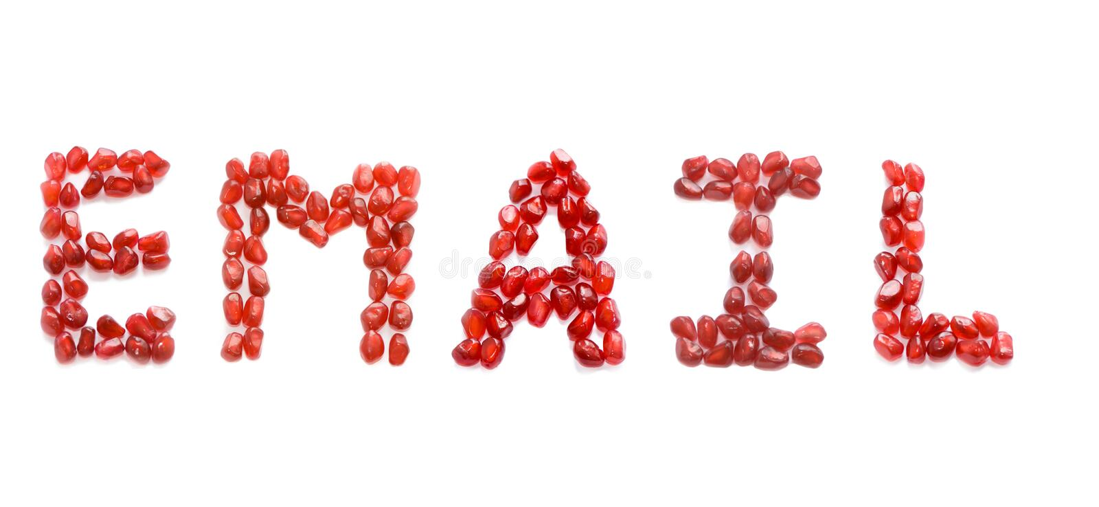 Download Email stock photo. Image of english, pomegranate, alphabetical - 6587304