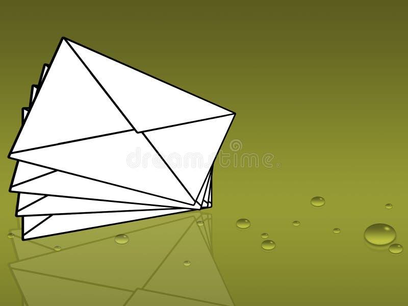 EMail vektor abbildung