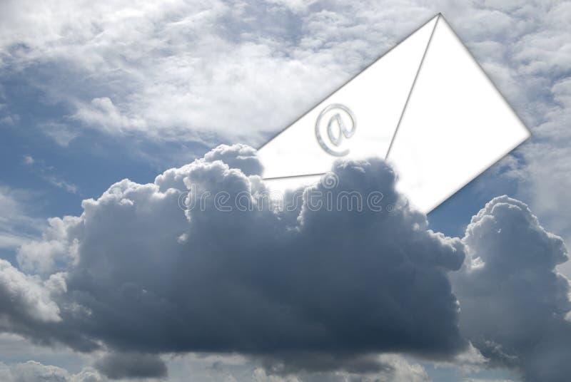email fotografia stock